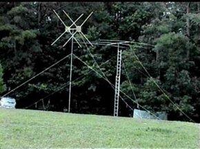 Short-wave antenna