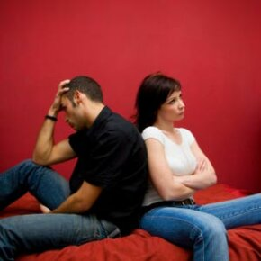 Fighting with someone you love? Don't hit below the belt.