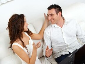 Listen actively instead of just lending your partner an ear.