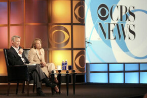 Even Katie Couric and the president of CBS News get broadcast in high definition. With a high-definition camcorder, you and your buddies can be too. See more pictures of cool camera stuff.