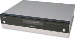 Full DVD compatibility is a feature in all HD-DVD players, like this Toshiba HD-A1 player. See more HDTV pictures.­