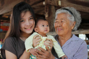 Will great-grandma's good genes be passed on to future generations?