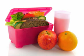 Lunch Box Image Gallery Just a little planning can help you prepare delicious healthy lunches you can take with you to work. See more lunch box pictures.