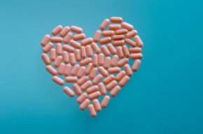 Medications can help alleviate the symptoms of heart failure, but they can't cure it.