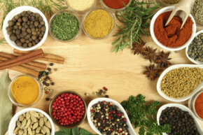 Herbs and spices can make food more enjoyable, but what's the difference?