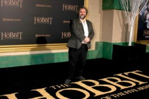 """Peter Jackson, director of """"The Hobbit,"""" is one of high frame rate 3-D's biggest proponents."""