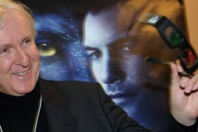"""Like his colleague Peter Jackson, James Cameron is a fan of high frame rate 3-D. He's using it for his upcoming sequels to """"Avatar."""""""