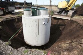 Replacing your septic tank could cost as much as $15,000 so it pays to have an inspector check it regularly.