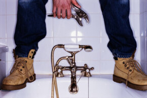 Plumbers brave our disgusting clogs to keep our pipes running smoothly.