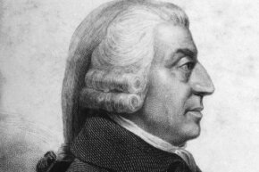 Economist Adam Smith's views on taxation helped shaped early American policy.