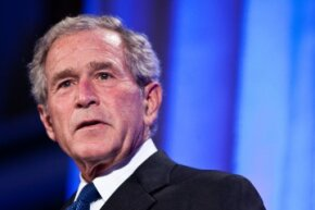 During President George W. Bush's first term, the Economic Growth and Tax Relief Reconciliation Act gradually reduced estate tax rates.