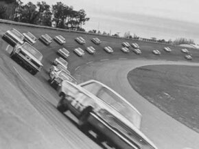 The Daytona 500 at Daytona International Speedway.