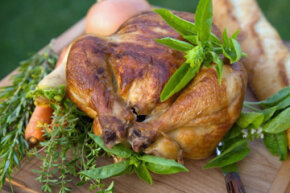 Move your turkey from the oven to the grill this holiday season. See more pictures of Thanksgiving turkeys.