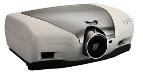 A high-end digital front projector from Sharp