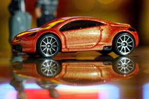 What would you get if you hit a regular car with a shrink-ray and made it 64 times smaller? A Hot Wheels car, of course!