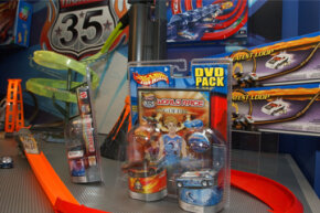 Hot Wheels 'Highway 35 World Race' unveiling at the Hot Wheels 35th Anniversary Celebration