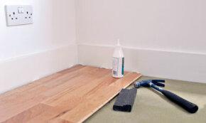 """在把你的房子放到市场上之前,做一些升级,比如安装硬木地板,通常会导致更高的售价。""""border="""