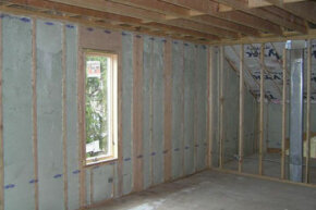 Air Krete is a unique form of insulation that's fireproof, pest-proof and extremely durable.