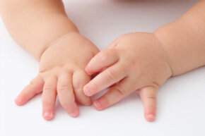 Babies' fingernails are soft and flexible, which makes trimming them hard. How often do you need to do it?
