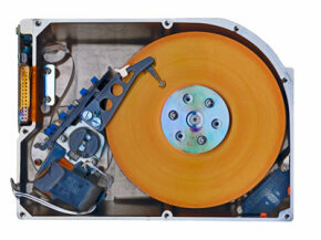Hard drives have more moving parts than most of your computer.