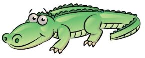 Reptile Image Gallery Learn how to draw an alligator by following these easy, step-by-step instructions. Helpful diagrams guide you through each step of the drawing. See more pictures of reptiles.