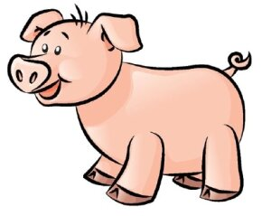 Mammals Image Gallery Learn how to draw a pig using these easy, step-by-step instructions. Helpful diagrams show each step of the drawing. See more pictures of mammals.