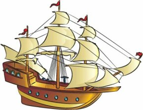 Drawing boats like speedboats and pirate ships can be easy and fun.