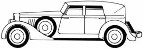 Learn how to draw this classic car.