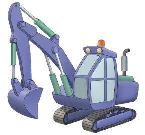 Learn how to draw excavators and other construction vehicles with our easy instructions.