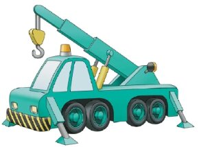 Learn how to draw cranes and other construction vehicles with our step-by-step instructions.