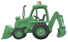 Learn to draw backhoes and other construction vehicles with our step-by-step instructions.