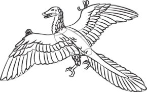 With its tail and feathers, Archaeopteryx is a dinosaur like no other. See more dinosaur pictures.
