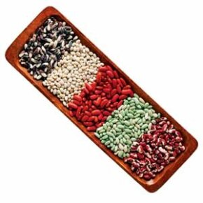 Volumetrics encourages eating foods like legumes. See more weight loss tips pictures.