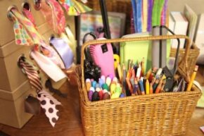 Don't let an unorganized craft room hinder your artistic abilities.