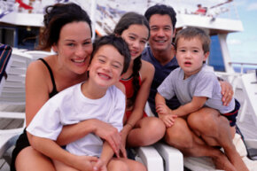 Cruises can offer fun for the whole family, making for a memorable family reunion experience.