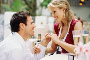 Tailor your proposal to fit your girlfriend's personality, and you're sure to get a yes.