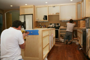 With custom cabinets costing upwards of $20,000, you should really consider refacing.