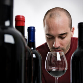 Smelling the wine first could save you from drinking some pretty rancid stuff.