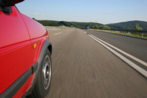 Brakes generate a tremendous amount of heat because they're essentially a piece of metal used to slow down another piece of metal moving at highway speeds.
