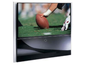 "82"" rear-projection LCoS HDTV"