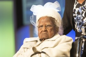 Jeralean Talley was, until her death on June 17, 2015, the oldest known person in the world. What if such a long life was the norm?