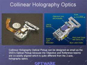 HVD optical pickup