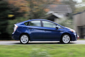 Image Gallery: Hybrid Cars The Toyota Prius was one of many hybrids eligible for tax credits. See more pictures of hybrid cars.