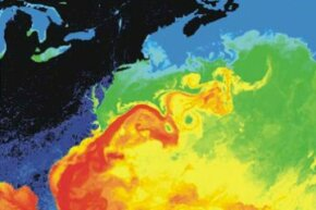 How much energy could the Gulf Stream produce?