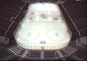 The ice at the RBC Center. See more ice rink pictures.