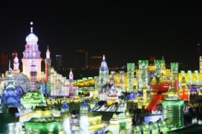 China's 2013 Harbin International Ice and Snow Sculpture Festival