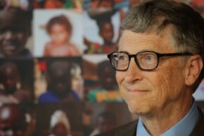 Billionaire philanthropist Bill Gates supports a progressive consumption-based tax over the current income tax structure.
