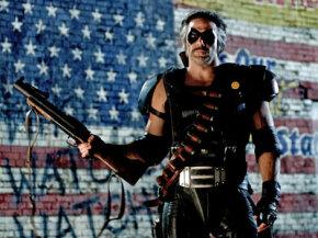 """Jeffrey Dean Morgan as The Comedian in """"Watchmen"""""""