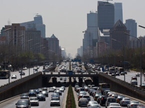 Is it possible that better driving habits -- even in a crowded urban area like this -- could really help you save money at the gas pump?
