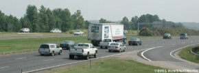 Tracking cell phone signals could be a way to reduce highway congestion.
